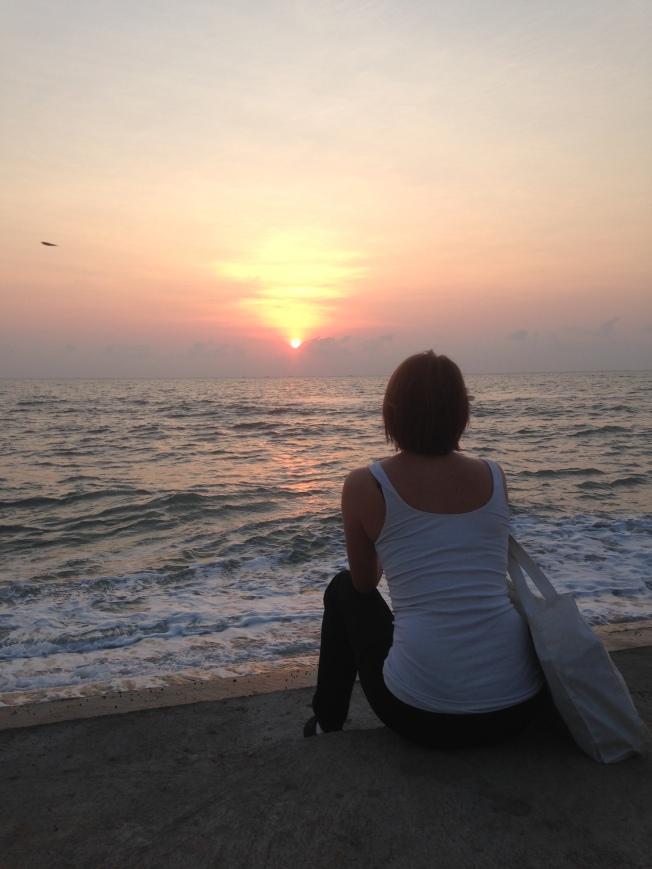 sunrise watching