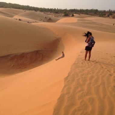 san dunes