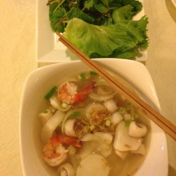 another seafood pho