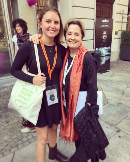 Alice Waters and I