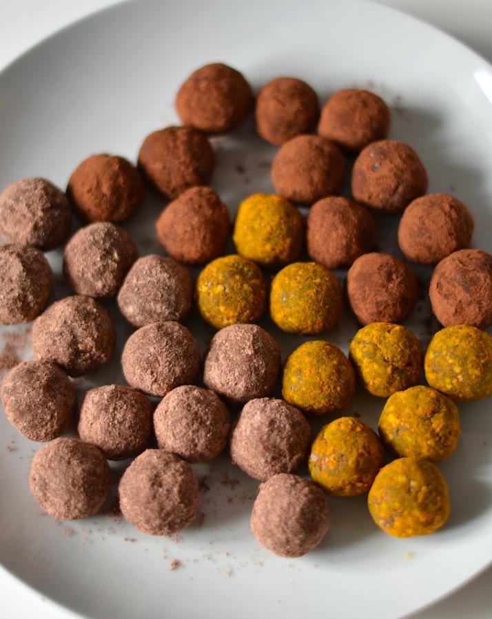Chocolate Truffles (aka EnergyBalls)
